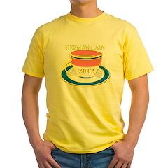 cain 2012 tea party T