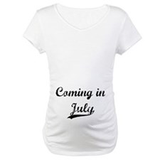 Coming in July Shirt