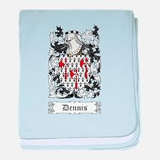 Dennis baby blanket
