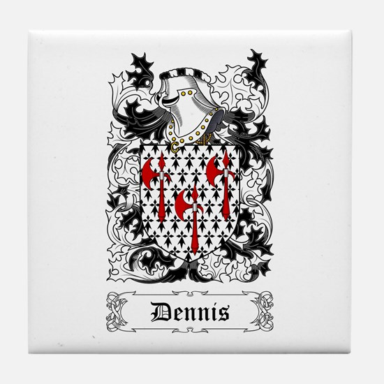 Dennis Tile Coaster