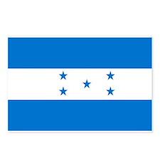 Honduran Flag Postcards (Package of 8)