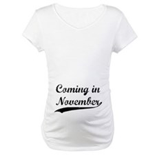 Coming in November Shirt