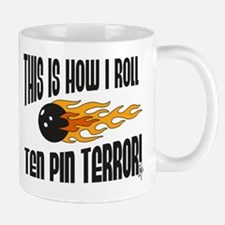 This is How I Roll Bowling Mug