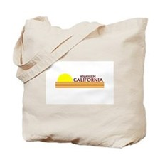 Unique Anaheim california Tote Bag