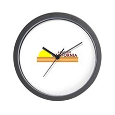 Unique Anaheim Wall Clock