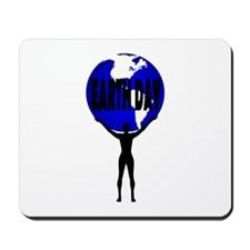Earth Day Support Mousepad