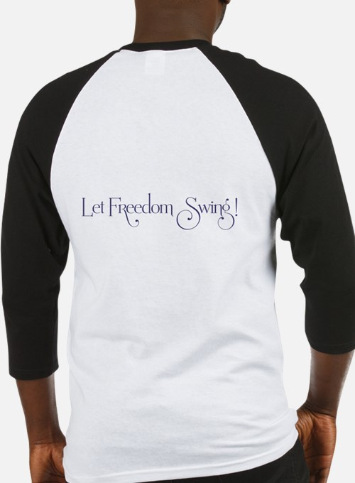 Freedom Swing Baseball Jersey