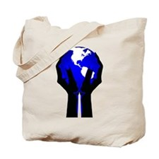 Beautiful Planet Earth Tote Bag