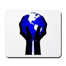 Beautiful Planet Earth Mousepad