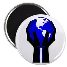 "Beautiful Planet Earth 2.25"" Magnet (10 pack)"