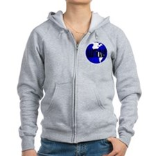Funny Issues and causes Zip Hoodie