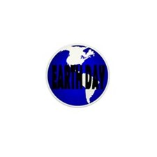 Earth Day Mini Button (100 pack)