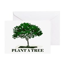 Plant a Tree Greeting Card