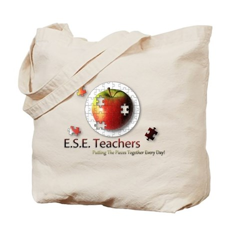 ESE Teachers (Autism) Tote Bag