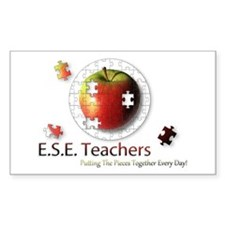 ESE Teachers (Autism) Decal