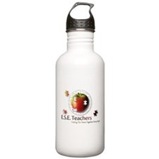 ESE Teachers (Autism) Water Bottle