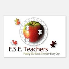 ESE Teachers (Autism) Postcards (Package of 8)