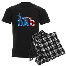 #1 ALL-AMERICAN DAD Pajamas
