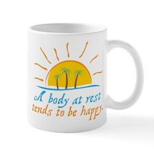 A Body at Rest Mug