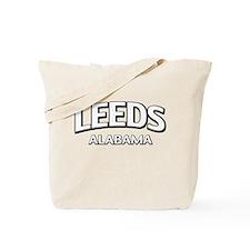 Leeds Alabama Tote Bag