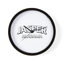 Jasper Alabama Wall Clock