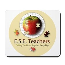 ESE Teachers (Autism) Mousepad