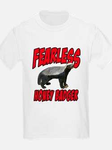 Fearless Honey Badger T-Shirt