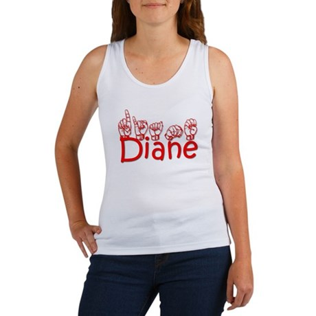 Diane Women's Tank Top