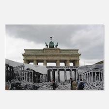 Brandenburger Tor Postcard (8-Pack)