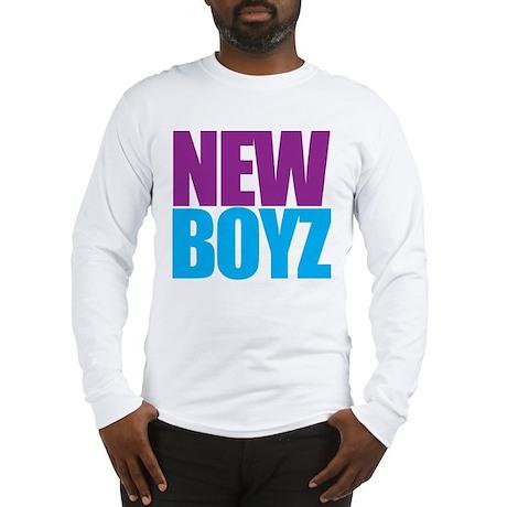 New Boyz Long Sleeve T-Shirt