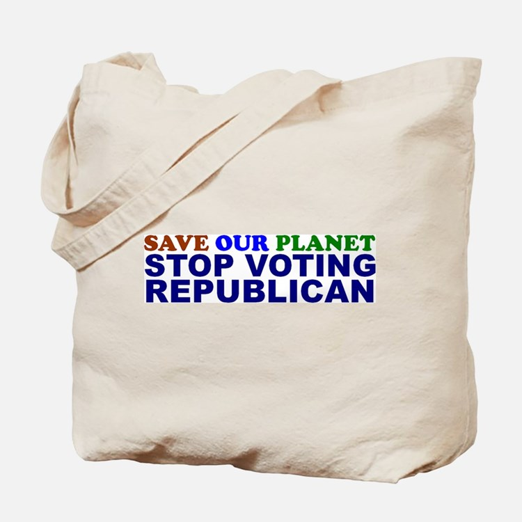 SAVE OUR PLANET Tote Bag