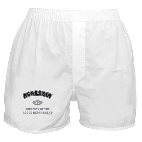 Assassin Boxer Shorts