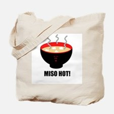 MISO HOT! Tote Bag