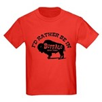 Buffalo New York Kids Dark T-Shirt