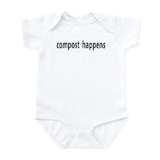 Compost Happens Infant Creeper