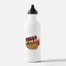 allergo_pizza Water Bottle