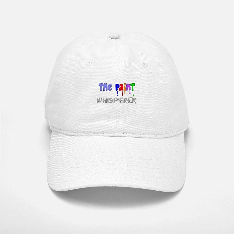 The Whisperer Occupations Baseball Baseball Cap