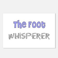 The Whisperer Occupations Postcards (Package of 8)