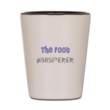 The Whisperer Occupations Shot Glass