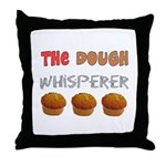 The Whisperer Occupations Throw Pillow