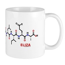 Eliza molecularshirts.com Small Mug
