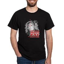 Mladic Must Pay - T-Shirt