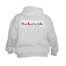 One L Of A Ride Hoodie