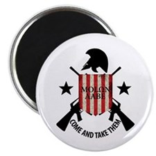 Molon Labe (Come and Take The Magnet