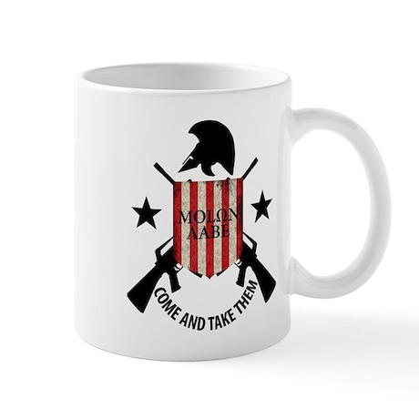 Molon Labe (Come and Take The Mug