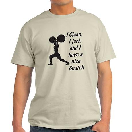 Nice Snatch Light T-Shirt