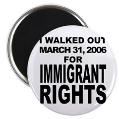 Immigrant Rights March 2.25
