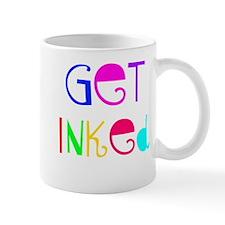 Get Inked (colorful) Mug