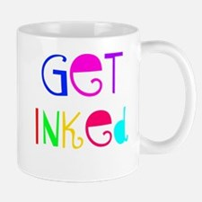 Get Inked (colorful) Mug