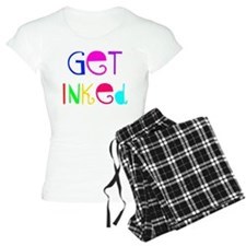 Get Inked (colorful) Pajamas